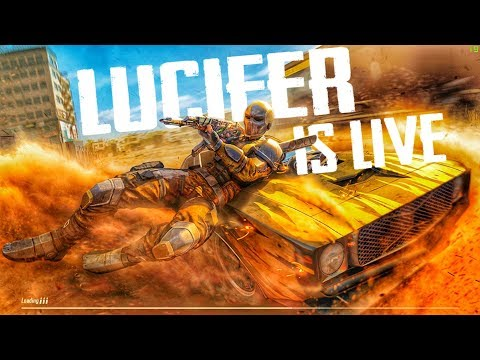 🔴 Chalo Sniping Kare  🔴 PUBG MOBILE LIVE | LUCIFER IS LIVE | #LuciferGaming