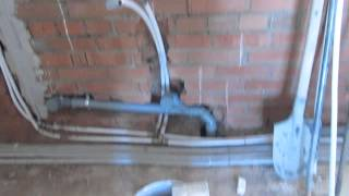 116-33 - Электромонтажные работы первого этажа(Поэтапный видеоотчет хода строительства объекта №116. Проект