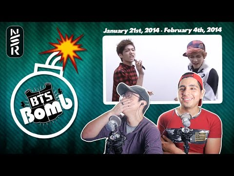 GUYS REACT TO BTS BANGTAN BOMBS (1/21/13-2/04/14)
