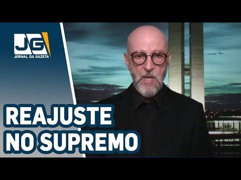 Josias de Souza/Não há dinheiro para reajuste no Supremo