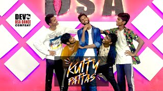 Kutty Pattas | Ashwin | Sony Music South | Santhosh Dhayanidhi | DSA DANCE COMPANY I DANCE COVER