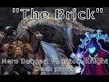 "Danger!, Phantom Knight, Hero Deck profile""The Brick"""