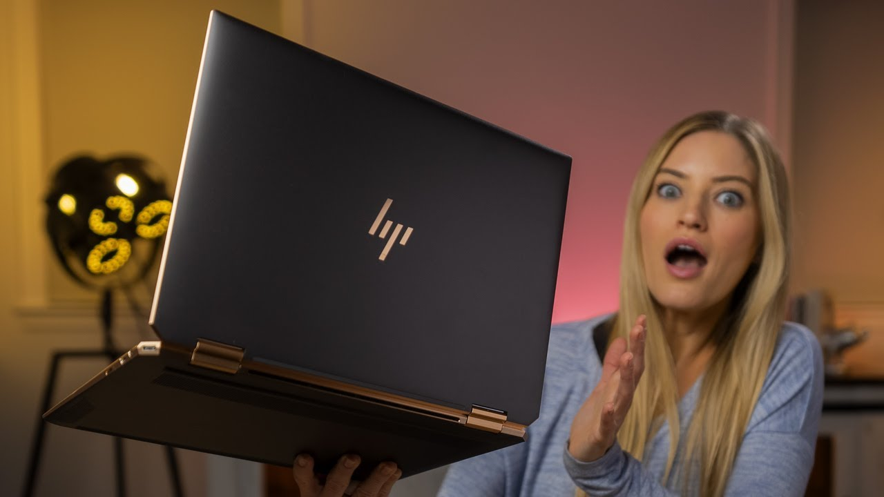 Download Laptop GOALS!!! HP Spectre x360 - Powerful and so pretty!