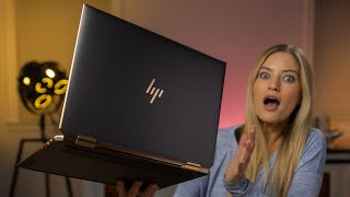 Laptop GOALS!!! HP Spectre x360 - Powerful and so pretty!