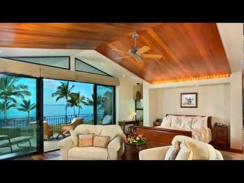 Wailea Beach front House Maui Hawaii Vacation Rental