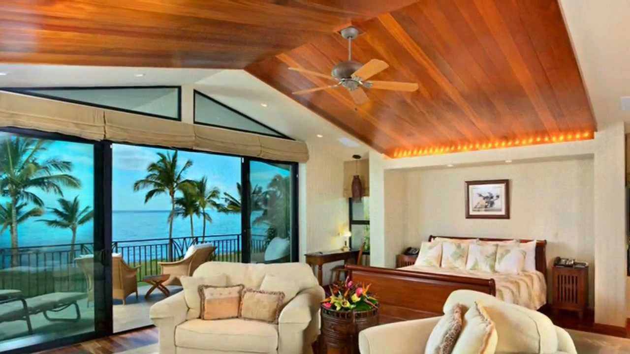 Wailea Beach Front House Maui Hawaii Vacation Al