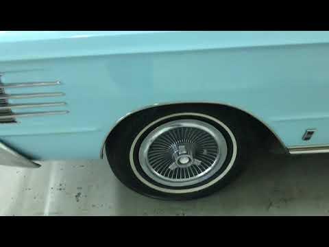1965 Mercury Park Lane convertible for sale: 540-370-4474