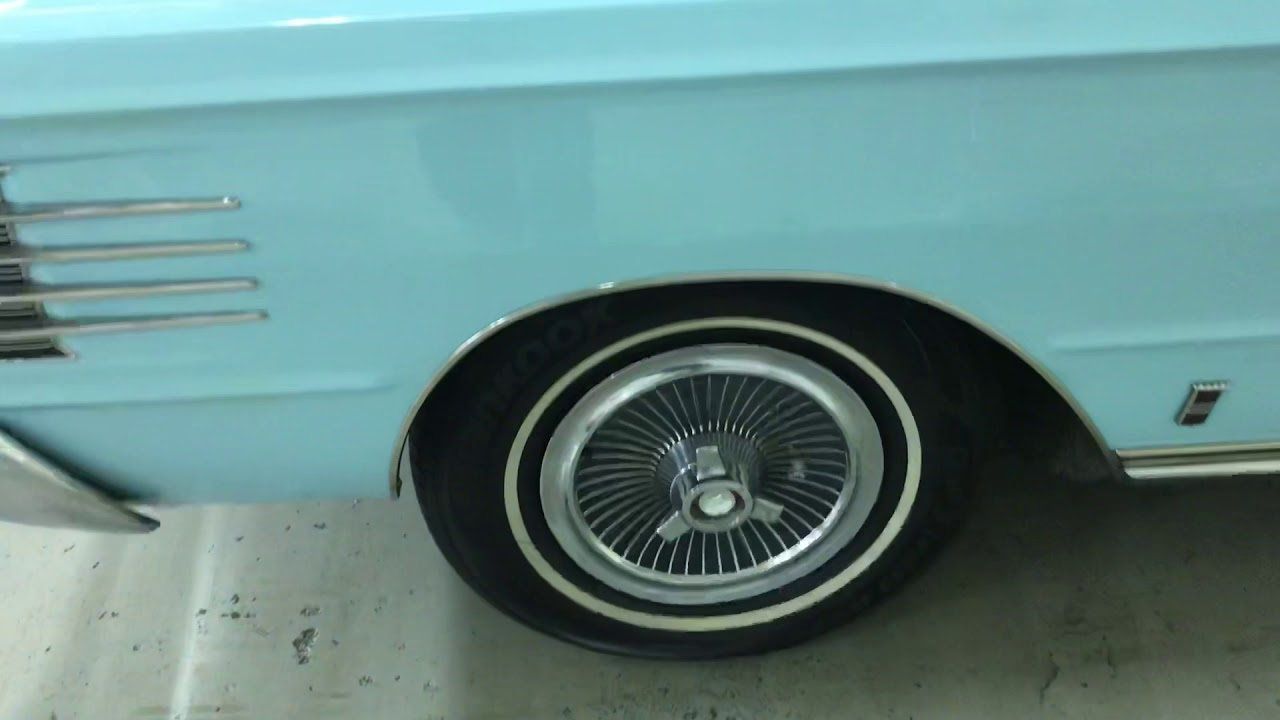 Download 1965 Mercury Park Lane convertible for sale: 540-370-4474