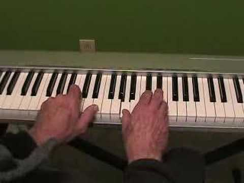 Piano Chord Tutorial 4 Chords And Basic Boogie Tom Willett Youtube