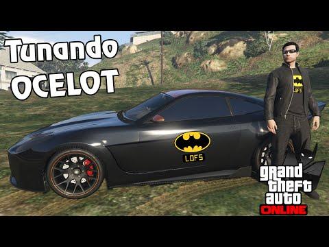 GTA V Online NOVA DLC: TUNANDO OCELOT LINX! NOVO CARRO ESTILOSO