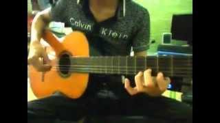 đi học, guitar đệm hát