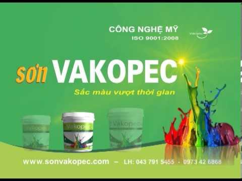 Quảng cáo Sơn Vakopec