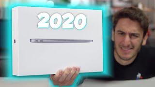 J'ai reçu le nouveau MacBook Air 2020 en avant première !
