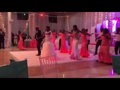 Wedding Ceremony in Tanzania