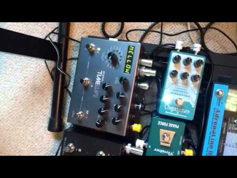 'Organic Noodles?' Earthquaker Devices Organizer/ Timeline/
