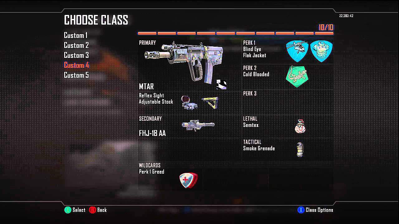 How To Black Ops 2 Stats Overkill Classes | MP3DIRECT GA