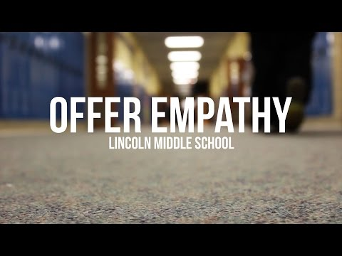 Offer Empathy