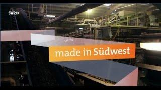 Die JUWÖ Poroton-Werke. Hightech aus Meeres Schlamm (aus: made in Südwest. SWR-TV)