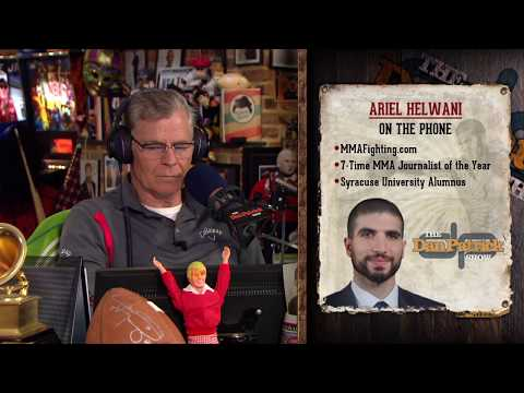 MMAFighting.com's Ariel Helwani Discusses Mayweather vs McGregor & More (Full Interview) 6/15/17