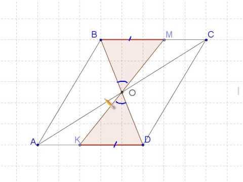 Контрольная работа по геометрии 8 класс  Задание 1  Разбор задачи