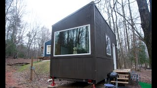 18' Airbnb Tiny House In The South Carolina Mountains