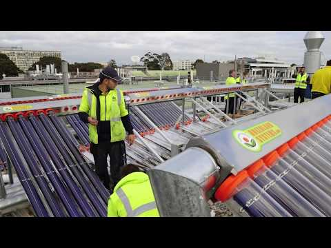 Greenland Systems Solar Thermal Project in Australia