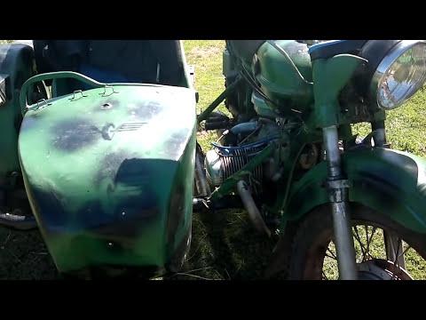 Тюнинг мотоцикла урал своими руками фото 780