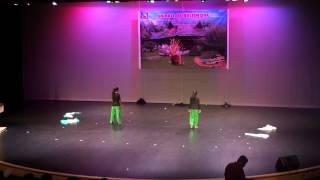 Kairali of Baltimore Onam 2015- Gori Hai Kalaiyan Dance
