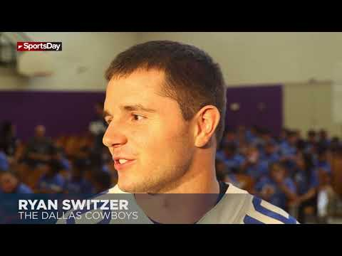 Ryan Switzer talks bout the Dallas Cowboys decision to kneel before the National Anthem