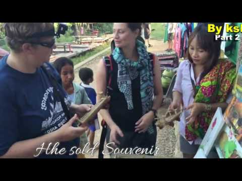 Bam Boo train travel or ( Nory) at Battambang Province Cambodia ( Part2).