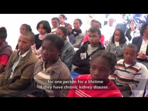Driving towards better health in Madagascar
