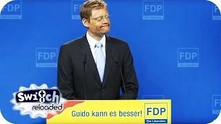 Guido kann es besser! – Fummeltrinen deluxe
