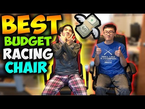 BEST BUDGET GAMING CHAIR - (DXRACER & GT OMEGA KILLER) | GT RACING ORGANIC CHAIR UNBOXING & SETUP
