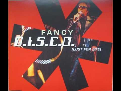 Fancy - D.I.S.C.O. (Lust For Life) (Extended Version, 1999)