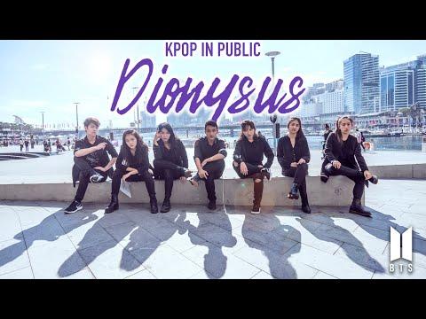 "[KPOP IN PUBLIC CHALLENGE] BTS (방탄소년단) - ""Dionysus"" Dance Cover By MONOCHROME"