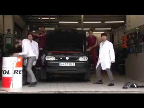 Canción parodiando volkswagen