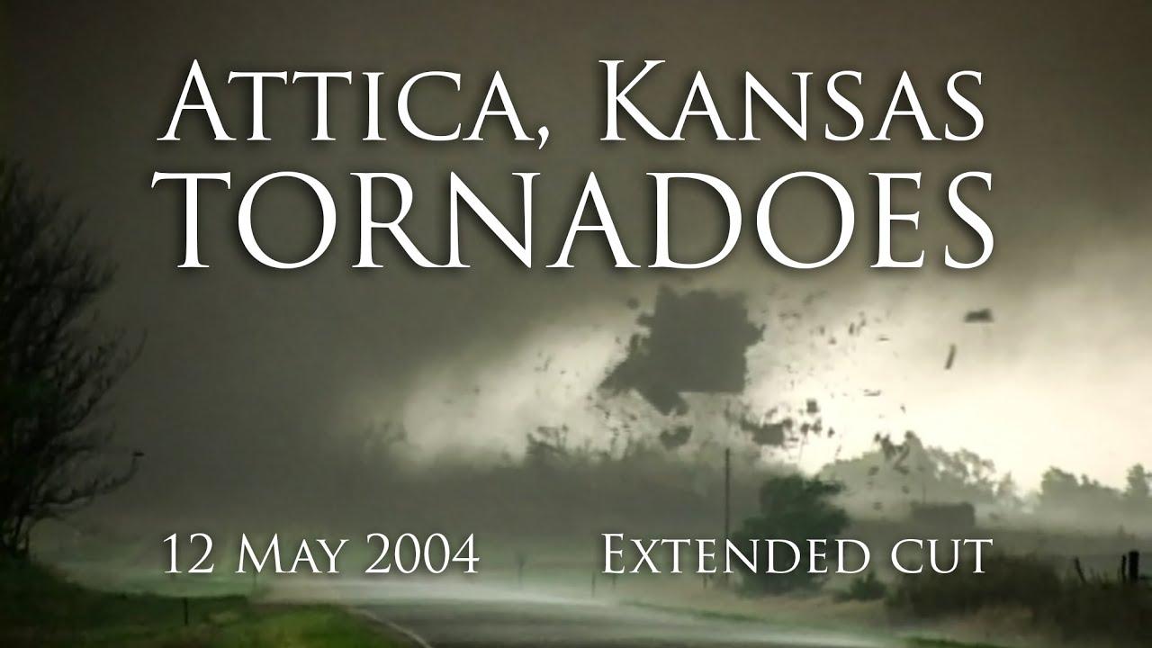 Kansas harper county attica - 12 May 2004 Attica Kansas Tornadoes House Destroyed Raw Footage Youtube