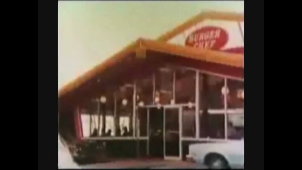 burger chef jeff commercial 1974 youtube