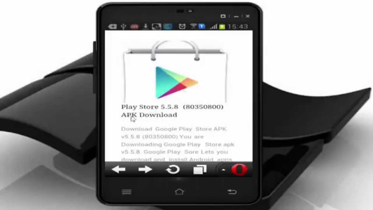 تحميل تطبيق متجر بلاي ستور Play store على الهاتف او التابلت