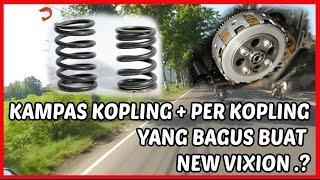 Video Kampas Kopling dan Per Kopling Yang Bagus dan Ngejambak Buat Yamaha New Vixion ..? download MP3, 3GP, MP4, WEBM, AVI, FLV Juni 2018