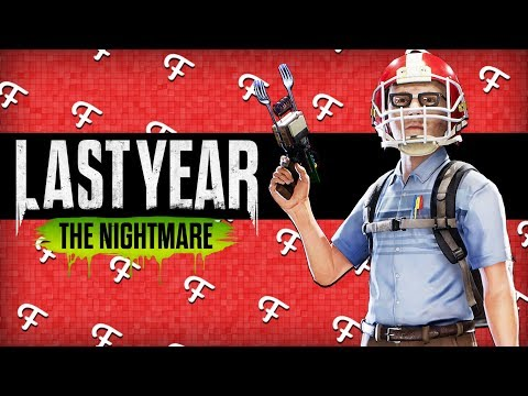 Last Year The Nightmare: Medic Teddy, Traps, Rescue Mission, Escape! (CO-OP Comedy Gaming)