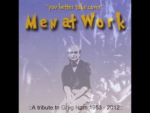 Men At Work - You Better Take Cover - Pledge Music Promo for Greg Ham