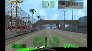 F355 Challenge (Dreamcast) - Round 6: Long Beach (GP Distance)
