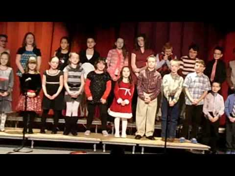 Holy Spirit School Choir Holy Jolly Xmas