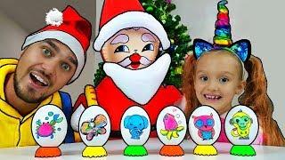 Juguete colorido para niños | Jingle Bells | Canciones de Navidad para niños | Canciones Infantiles