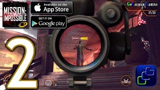 Mission Impossible Rogue Nation Android iOS Walkthrough - Part 2 - Morocco