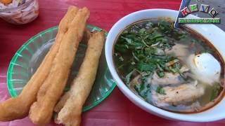 Kỳ lạ món bánh canh cá ngừ nổi tiếng 20 năm ở Đà Nẵng - Khám phá vùng quê