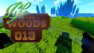 MINECRAFT [013] [Atlas und Ackerbau] LIFE IN THE WOODS] [LitW] [Deutsch German] thumbnail