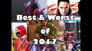 Welcome to my Best & Worst of 2017! In this video I take a look at ...