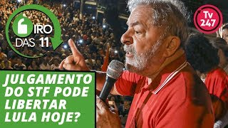 Julgamento Do STF Pode Libertar Lula Hoje   Giro Das 11 9.10.19